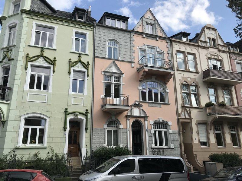 Gründerzeithaus Im Bad Godesberger Kurviertel