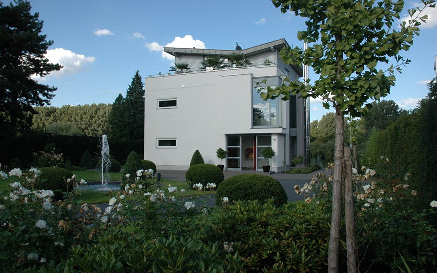 Moderne Rheinvilla Hersel