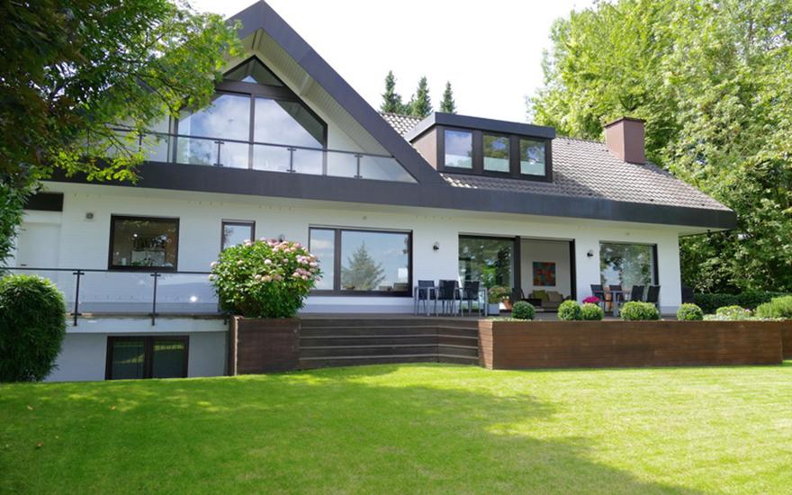 Villa Bad Godesberg Höhenlage