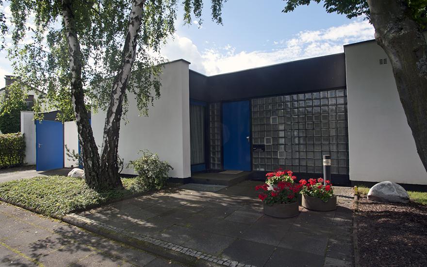 Foto: Architekten Bungalow Bonn-Röttgen