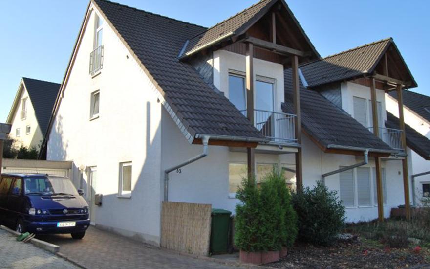 Foto: Doppelhaus Alfter-Witterschlick