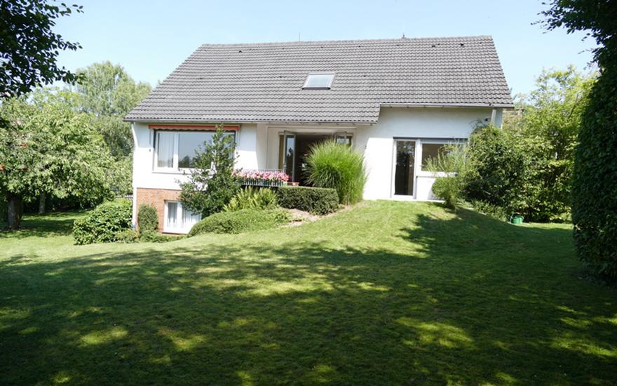 Foto: Einfamilienhaus Bonn-Ippendorf