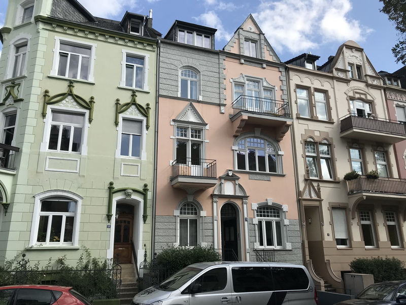 Foto: Gründerzeithaus Im Bad Godesberger Kurviertel