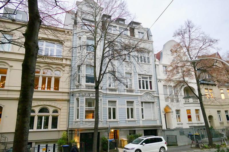 Foto: Jugendstil-Ensemble Bonn-Südstadt