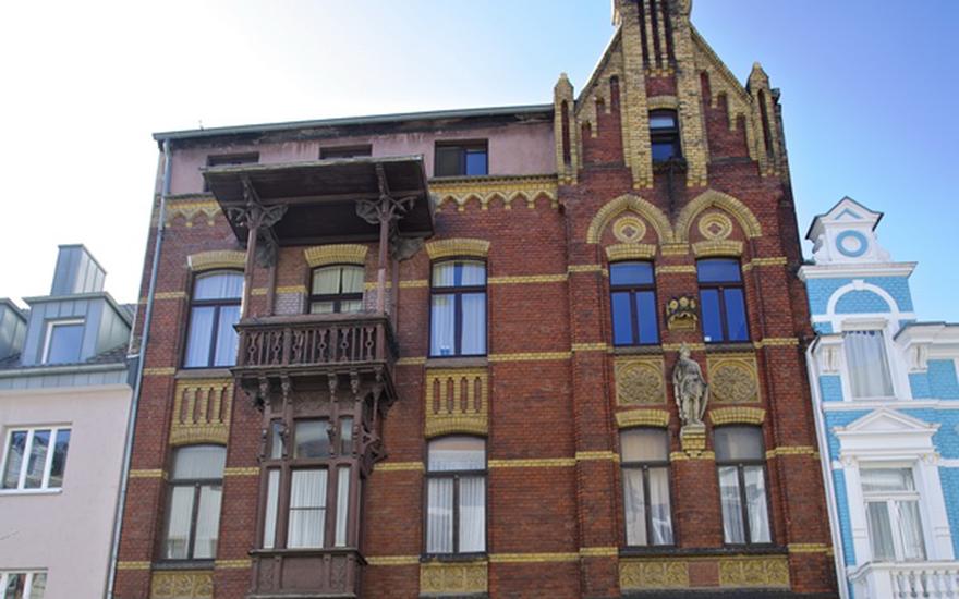 Foto: Mehrfamilienhaus Bonn