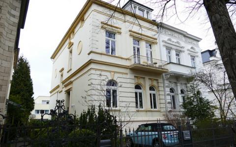 Gründerzeithaus Bad Godesberg villa quarter