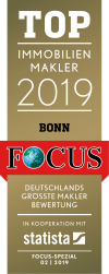 Focus Top Immobilien Makler 2019 Bonn
