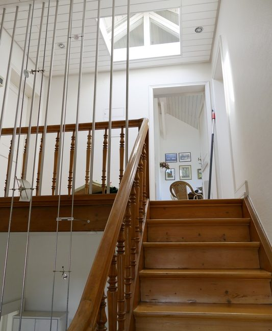 Treppenabsatz DG