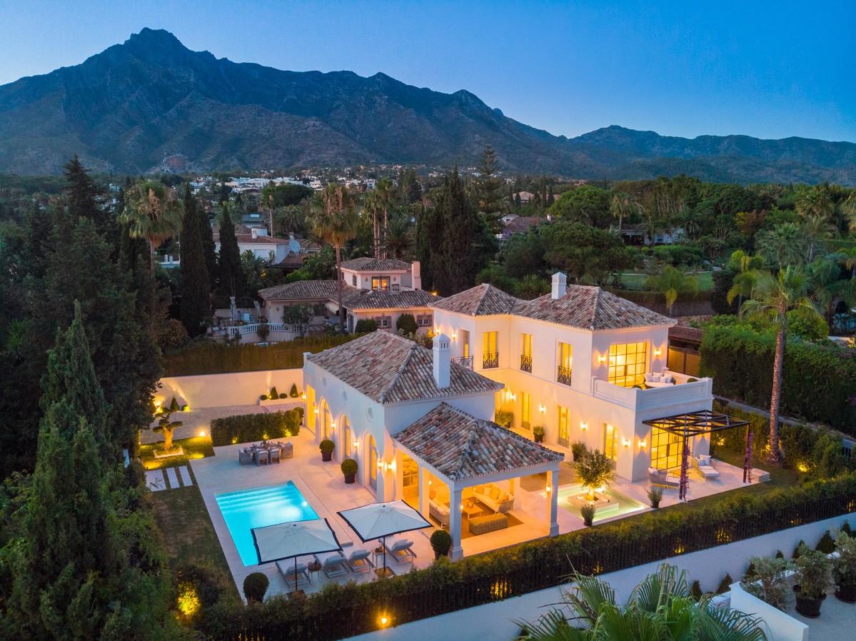 Villa zum Verkauf in Nagüeles, Marbella goldene Meile