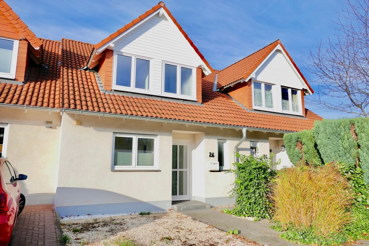 RENTED! Modern single-family house in a quiet location in Meindorf!