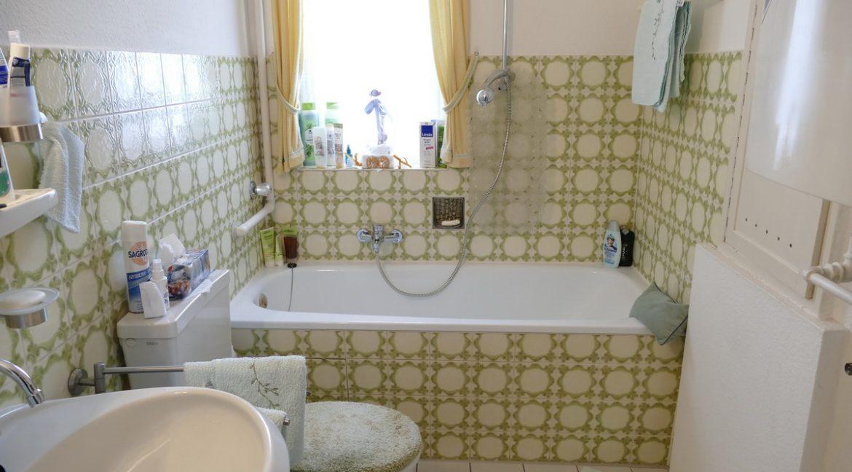Sample photo of the old bathroom (1st-3rd floor)