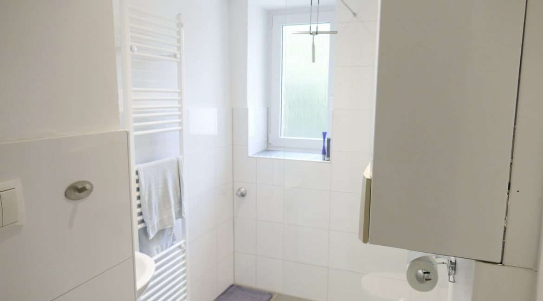 Sample photo of the new bathroom (ground floor)